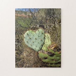 heart cactus puzzle