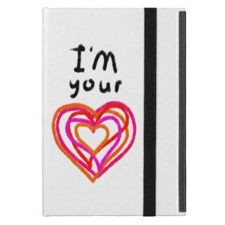 Heart Case For iPad Mini