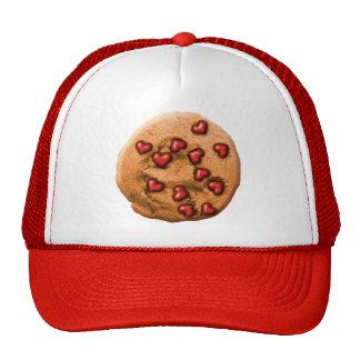 Heart Chip Cookie Cap