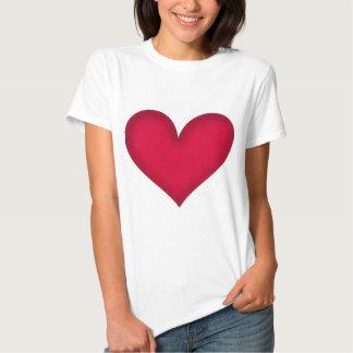 heart clothes t shirt
