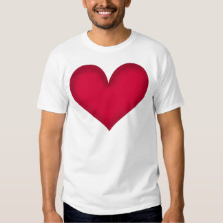 heart clothes tshirts