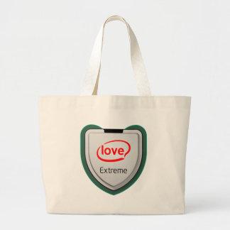 Heart CPU Canvas Bag