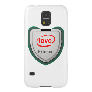 Heart CPU Samsung Galaxy Nexus Cases