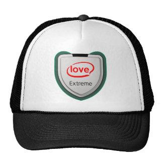 Heart CPU Mesh Hats