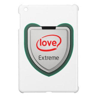 Heart CPU iPad Mini Cover