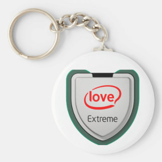 Heart CPU Key Chain