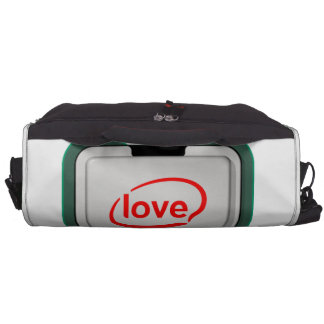 Heart CPU Bags For Laptop