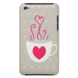 Heart Cup of Love iPod Touch Case