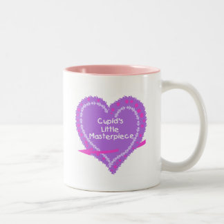 Heart Cupid's Little Masterpiece Mug