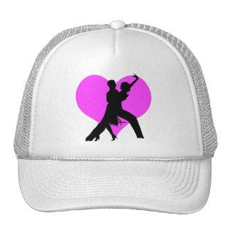 Heart dance hat