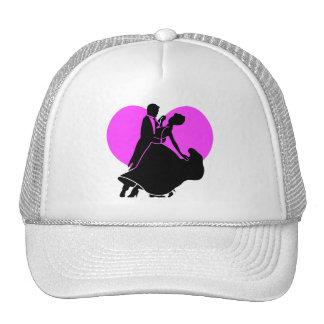 Heart dancers trucker hat