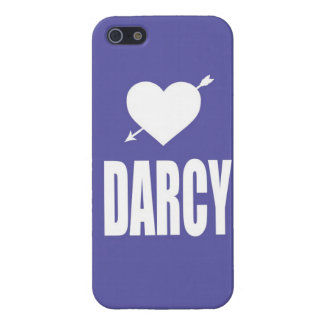 Heart Darcy iphone case iPhone 5/5S Case