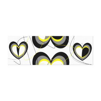 Heart Design Canvas Print