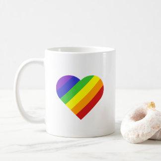 Heart Design - Pride Coffee Mug
