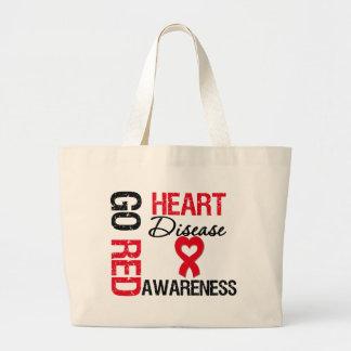 Heart Disease GO RED Bag