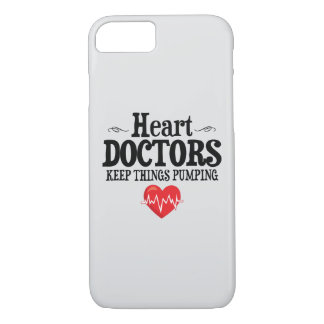 Heart Doctors Keep Things Pumping iPhone 7 Case