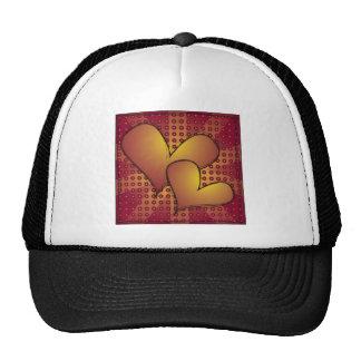 Heart Drawing Cap