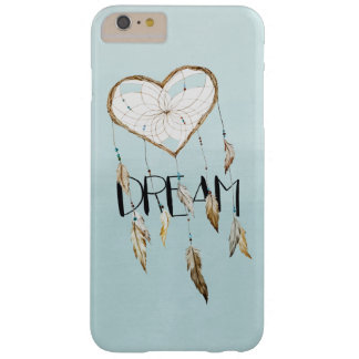 Heart Dream Catcher Barely There iPhone 6 Plus Case