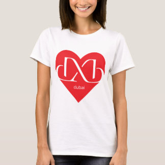 Heart Dubai T-Shirt
