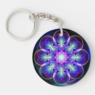 Heart Echoes/Heart Connection Key Ring