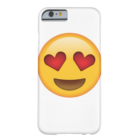 Heart Eyes Phone Case