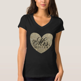 Heart Fab future Mrs. shirt