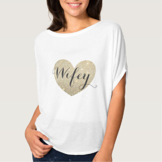 Heart Fab Wifey T-Shirt