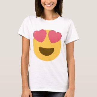 Heart Face Emoji Top