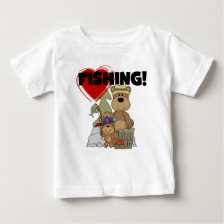 HEART Fishing Tshirts and Gifts