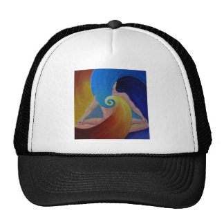 Heart Flow Meditation Hats