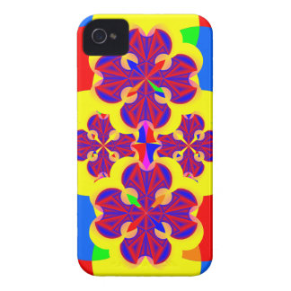 Heart Flowers Blackberry Bold Barely There Case iPhone 4 Cover