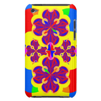 Heart Flowers by Kenneth Yoncich Barely There iPod Cases