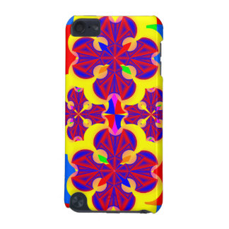 Heart Flowers by Kenneth Yoncich iPod Touch (5th Generation) Case