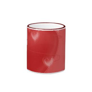 Heart Flutter Ringer Mug