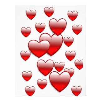 Heart flyer