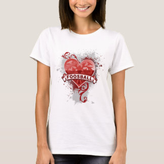 Heart Foosball T-Shirt