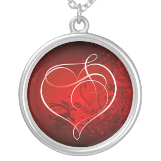 Heart for the St Valentine s day - Necklace