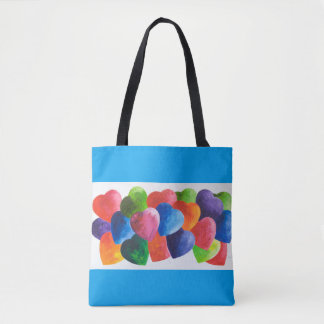 Heart for you tote bag