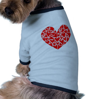 Heart from Hearts Ringer Dog Shirt