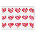 """HEART FULL OF KISSES ON """"YOUR BIRTHDAY"""" CARDS"""