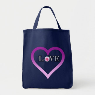 Heart Full Of Love Tote Bag