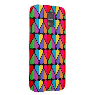 Heart Galaxy S5 Cover