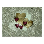 Heart Gifts | Gold and Ruby