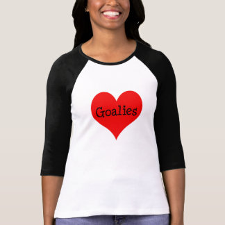 Heart Goalies T-Shirt