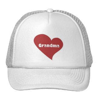 heart_Grandma Cap