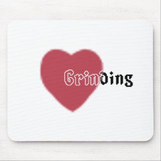 Heart Grinding Mousepad