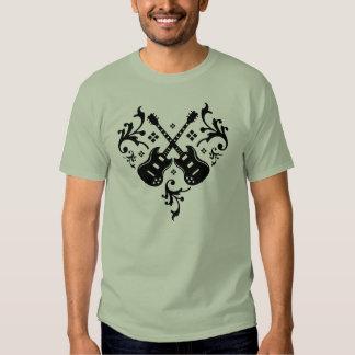 Heart Guitar T-Shirt
