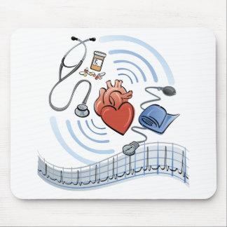 Heart Health Mousepads
