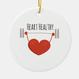 Heart Healthy Ornaments
