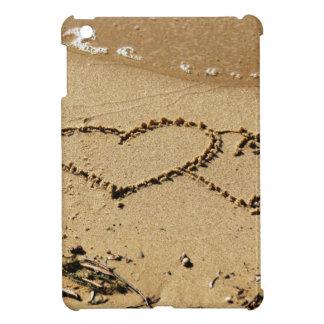Heart Hearts love custom personalize Anniversaries iPad Mini Cases